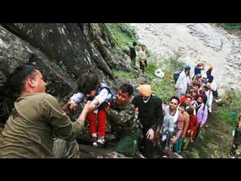 The Army's rescue plans for Kedarnath