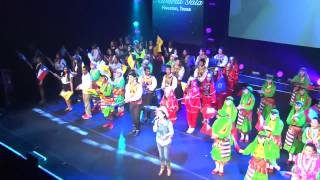 2014 Turkish Olympiad Southwest Awards Gala