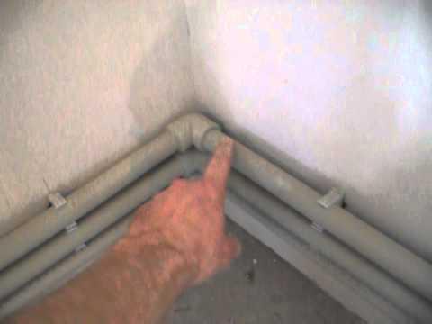 Ремонт протечки трубы своими руками