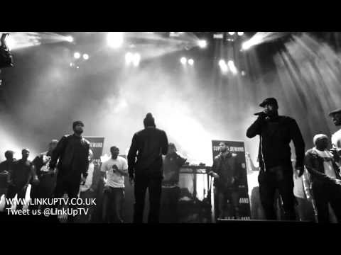 Skepta, JME, Frisco, Jammer (Boy Better Know) | Eskimo Dance 2013 @ Indigo2 | Link Up TV