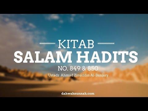 Kitab Salam - Ustadz Ahmad Zainuddin, Lc