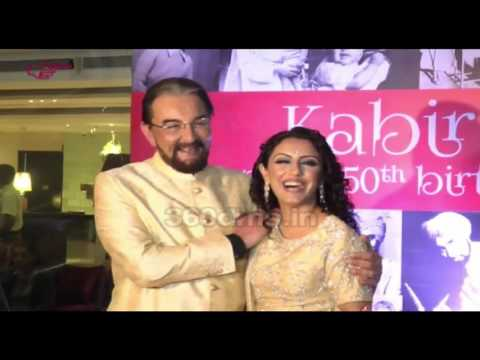 Kabir Bedi's Birthday Party: B-Town's Bad Man Gulshan Grover Takes A Dig On His Age, LOL!