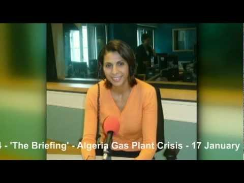 Nabila Ramdani - Monocle 24 -- The Briefing -- Algeria Gas Plant Crisis - 17 January 2013