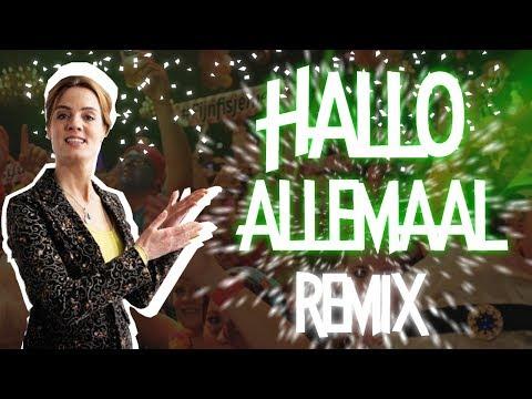 Hallo Allemaal - Juf Ank (Remix)