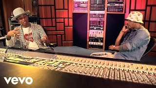 Pharrell Video - T.I., Pharrell Williams - Paperwork Conversations: Episode 5