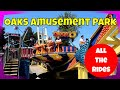 Oaks Amusement Park Portland Oregon - Rides - Oaks Park