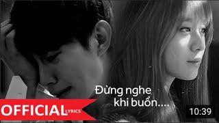 Những bài K-Pop không nên nghe khi buồn - Bạn sẽ khóc khi nghe những bài này #1