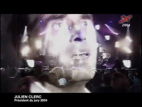Julien Clerc, Utile, Live - Prix Constantin 2004