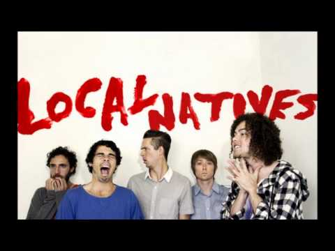 Heavy Feet - Local Natives (NEW SONG - BBC RADIO 6 SESSION)