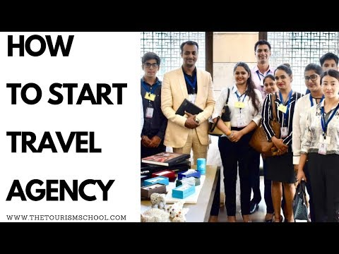 How to start Travel Agency Free of Cost without any Investment