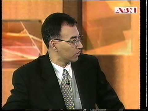 Tom James Interview Asia Business News (ABN later CNBC Asia) 1997 with Editor of Platts