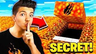 I FOUND PRESTON'S SECRET MINECRAFT HOUSE!