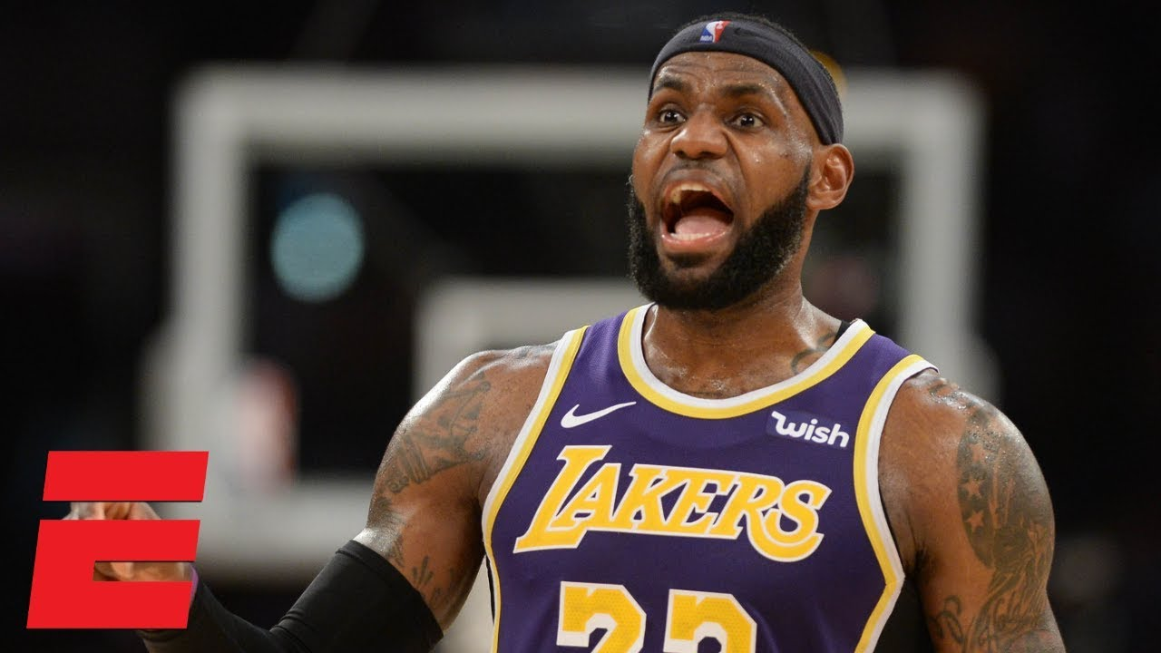 LeBron James' near triple-double leads Lakers vs. Timberwolves   NBA Highlights