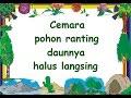 CEMARA (LIRIK) - Lagu Anak - Cipt. A.T. Mahmud - Musik Pompi S.