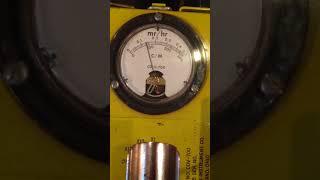 CDV-700 6B Depleted Uranium Checksource