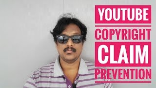 How to Remove Youtube Copyright Claim [ in TAMIL ]