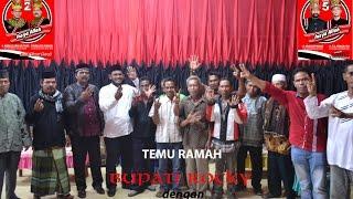 TEMU RAMAH BUPATI ROCKY DENGAN MASYARAKAT GP. JAMBO LABU KEC. BIREM BAYEUN