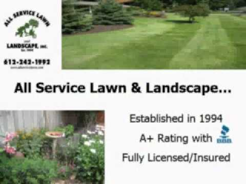 Lawn Service Minneapolis