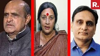 Brinda Karat, KC Tyagi And Rakesh Sinha React On #Mandir2025
