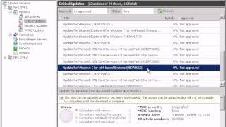 Multi Site WSUS Deployment