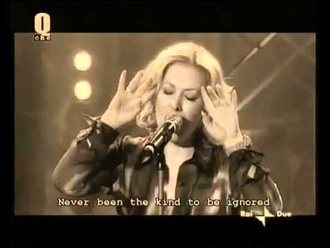 Anastacia - Defeated