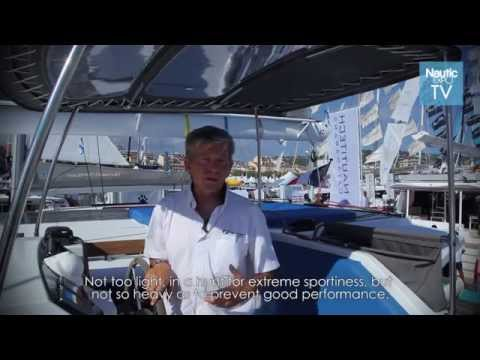 Nautitech Catamarans at the Cannes Yachting Festival 2014
