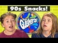 KIDS TRY 90s SNACKS! #2 | Kids Vs. Food