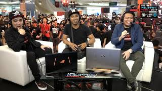 CongTV interviewed by Lon and Dunoo LIVE at ASUS ROG Masters Philippine Finals