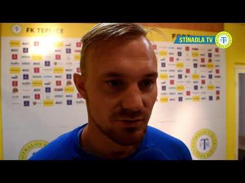 Rozhovory před utkáním s Karvinou (12.9.2018)
