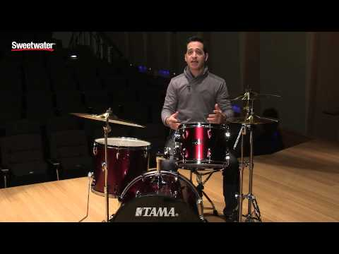 Tama Imperialstar 4-piece Drum Kit Review - Sweetwater Sound
