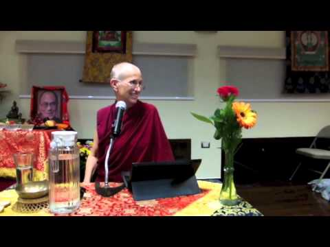 10 Working with Anger and Developing Fortitude 04-24-15