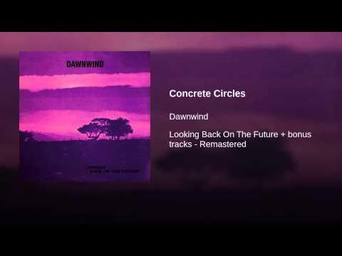 concrete circle