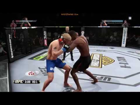EA Sports UFC Muay Thai Clinch Image 1