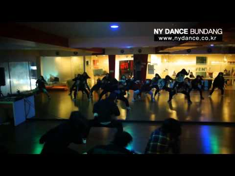 NYdance TLC -Hot 2 da back Girls style HIPHOP choreography by...