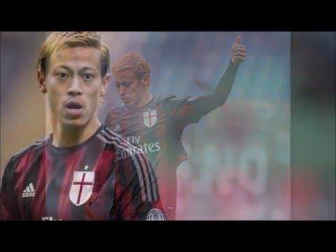 本田圭佑(KEISUKE HONDA) AC Milan vs Genoa  -2016.2.14-