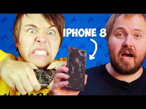5 ЮТУБЕРОВ, КОТОРЫЕ УНИЧТОЖИЛИ iPhone 8   DROP TEST   Иккеро