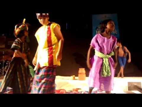 'Bench'- Play by Chiildren of Chilla (Mannappam Childrens Theatre) at Manaveeyam Veedhi