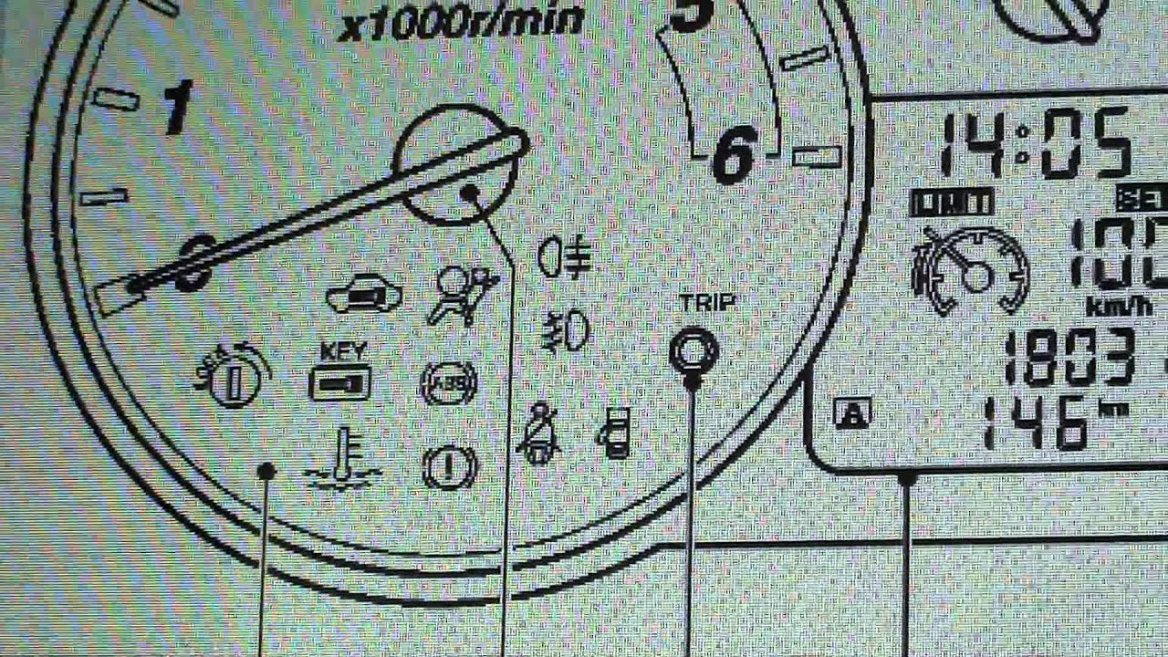Nissan Note Dashboard Warning Lights Amp Symbols What They
