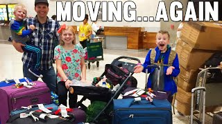 Moving Again || Mommy Monday