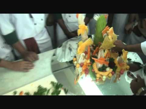 Garde Manger Display by Culinary Academy Of India