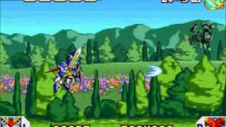 (Gameboy Advance) SD Gundam Force