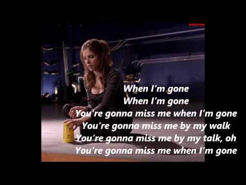 Anna Kendrick - Cups When Im Gone  (Full Version) Pitch Perfect...