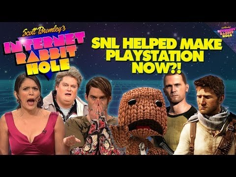 How Saturday Night Live Led to PlayStation Now! - SCOTT BROMLEY'S INTERNET RABBIT HOLE
