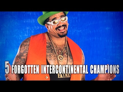 5 Intercontinental Champions you forgot about: 5 Things