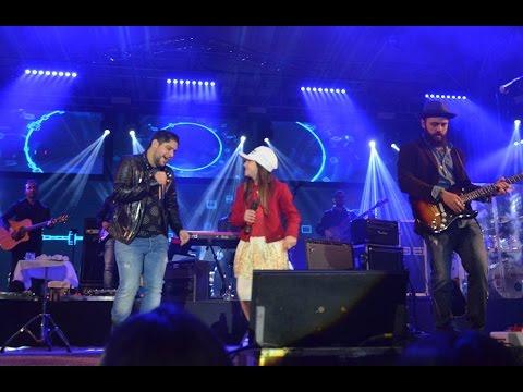 Jorge e Mateus avalisam a cantora Victória Miranda