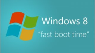 Windows 8 vs Windows 7 Boot Times