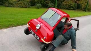 10 Vreemdste Auto's Ooit Gemaakt!