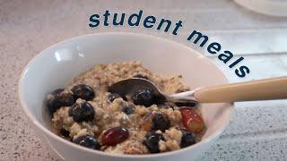 what a healthy vegan teen eats *super easy & quick meals*