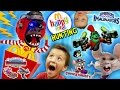 SHOCKING KIDS! McDonalds Happy Meal Toys Hunting, Skylanders ...