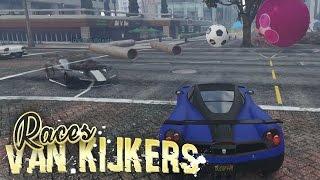 WE SPELEN JULLIE MAPS! - Races van Kijkers #1 (GTA V Online Funny Races)